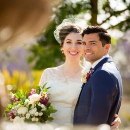 Mr. + Mrs. Lucero